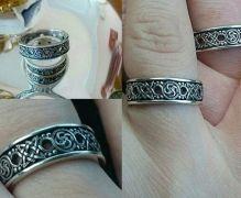 Кольца с рунами
