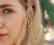 Бусина для волос с рунами