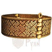Славянские браслеты для мужчин