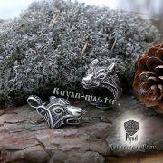 Перстень «Волк» фото 3