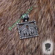 Подвеска «Вороны Одина» фото 2