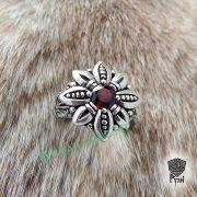Кольцо Цветок Папоротника (Огнецвет) фото 6