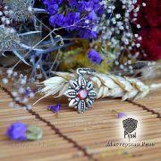 Подвеска Цветок Папоротника (Огнецвет) фото 3