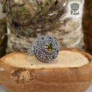 Перстень «Боярский с зернью» фото 5