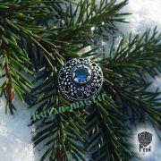 Перстень «Боярский с зернью» фото 1