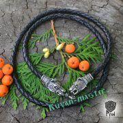 Кожаный шнур/браслет «Медведи кусачие» фото 9