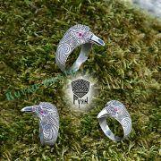 Перстень «Ворон» фото 3