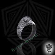 Перстень «Ворон» фото 1