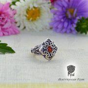 Кольцо «Горицвет» фото 1