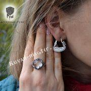 Серебряное кольцо «Готланд» фото 2