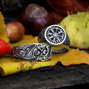 Кольца, перстни. печатки