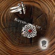 Кольцо «Зарница» фото 1