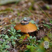 Серебряное кольцо-оберег «Звезда Руси» фото 4
