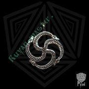 Подвеска «Змеевик» фото 4