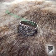 Кольцо «Когти» с грифонами и драконами фото 6