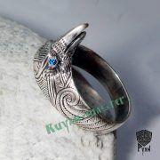 Перстень «Ворон» фото 4