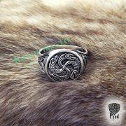 Перстень «Змеевик» фото 1