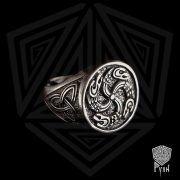 Перстень «Змеевик» фото 6