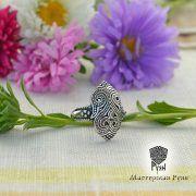 Кольцо «Крин» фото 2
