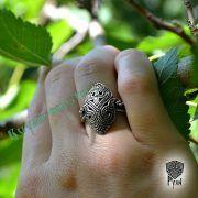 Кольцо «Крин» фото 3