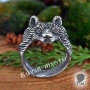 Перстень «Медведь» фото 2