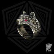 Перстень «Медведь» фото 5