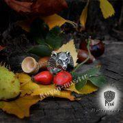 Перстень «Медведь», вариант 2 фото 7
