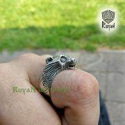 Перстень «Медведь», вариант 2 фото 4