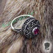 Перстень «Боярский с зернью» фото 7