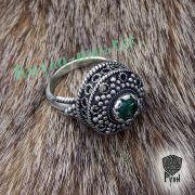 Перстень «Боярский с зернью» фото 8