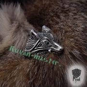Перстень «Волк» фото 1