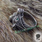 Перстень «Волк» фото 4