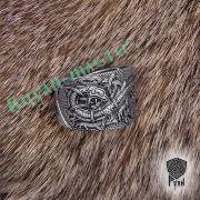 Кольцо «Мировой Змей» фото 2