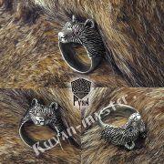 Перстень «Медведь» фото 7
