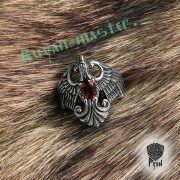 Кольцо «Финист» фото 6