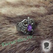 Кольцо «Финист» фото 10