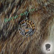 Подвеска «Скифский олень» фото 4