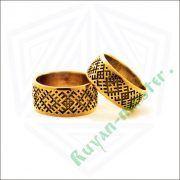 Обручальные кольца «Обережное свастичное» фото 5