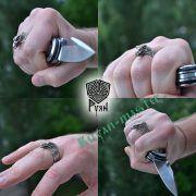 Перстень «Орёл» фото 3