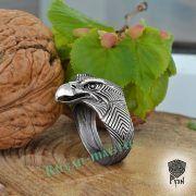 Перстень «Орёл» фото 2