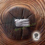 Серебряное кольцо перо Жар-Птица фото 4