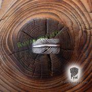 Серебряное кольцо перо Жар-Птица фото 5