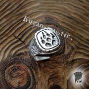 Перстень «Печать Велеса» фото 2