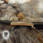 Ремень с пряжкой Шлем Ужаса (Агисхьяльм) фото 2