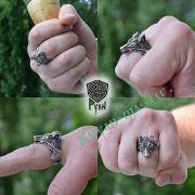 Перстень «Волк» фото 2