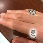Перстень «Рысь» фото 3