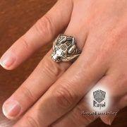 Перстень «Рысь» фото 4