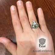 Перстень «Рысь» фото 5