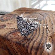 Кольцо «Скифские олени» фото 3