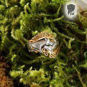 Кольцо «Скифские олени» фото 5